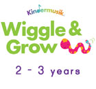 Wiggle & Grow for Toddlers